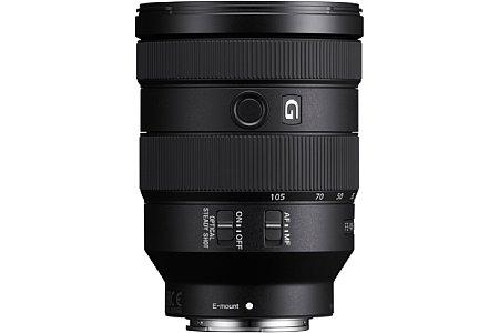 Sony FE 24-105 mm F4 G OSS (SEL24105G). [Foto: Sony]