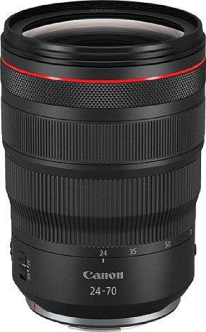 Bild Canon RF 24-70mm F2.8L IS USM. [Foto: Canon]