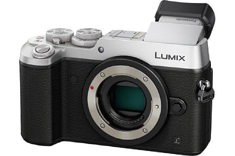 Bild Als erste Micro-Four-Thirds-Kamera verwendet die Panasonic Lumix DMC-GX8 einen neuen, 20 Megapixel auflösenden Bildsensor. [Foto: Panasonic]