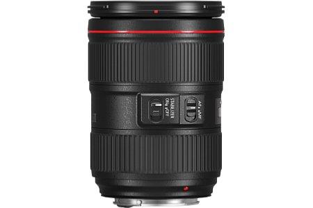 Canon EF 24-105 4L IS II USM. [Foto: Canon]