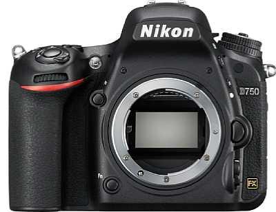 Nikon D750. [Foto: Nikon]