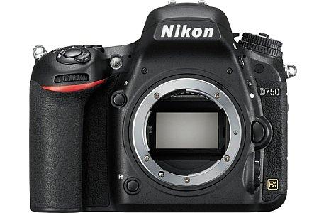 Bild Nikon D750. [Foto: Nikon]