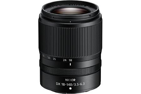 Nikon Z 18-140 mm 3.5-6.3 VR DX. [Foto: Nikon]
