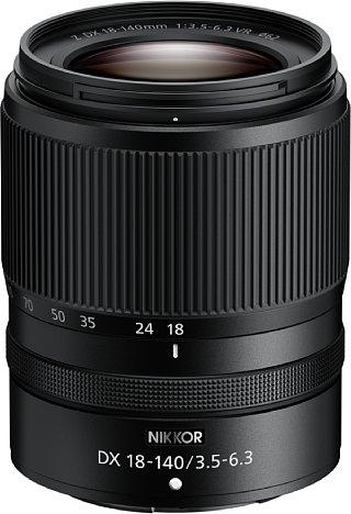 Bild Nikon Z 18-140 mm 3.5-6.3 VR DX. [Foto: Nikon]
