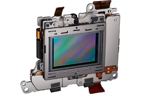 Bild Der 5-Achsen-Sensor-Shift-Bildstabilisator der Nikon Z 5 soll nach CIPA-Standard fünf Blendenstufen längere Belichtungszeiten ermöglichen als ohne Stabilisator.. [Foto: Nikon]