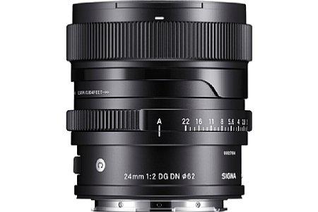 Sigma 24 mm F2 DG DN Contemporary. [Foto: Sigma]