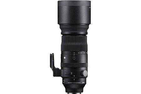 Sigma 150-600 mm F5-6,3 DG DN OS Sports. [Foto: Sigma]