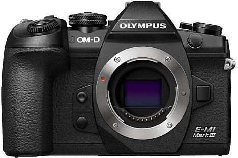 Bild Olympus OM-D E-M1 Mark III. [Foto: Olympus]