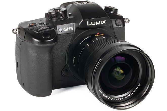 Bild Die Naheinstellgrenze des Panasonic Leica DG Vario-Elmarit 8-18 mm F2.8-4 ASPH liegt bei lediglich 23 Zentimetern, was zwölf Zentimeter Motivabstand von der Objektivfront aus bedeutet. Makrotauglich ist es angesichts der Brennweite allerdings nicht. [Foto: MediaNord]