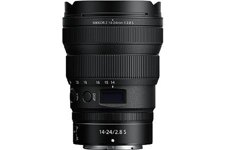 Nikon Z 14-24 mm F2.8 S. [Foto: Nikon]