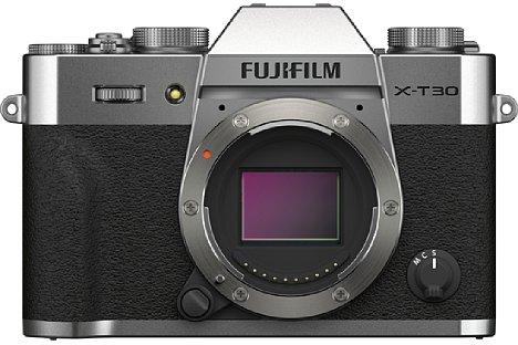 Bild Beim Bildsensor der Fujifilm X-T30 II handelt es sich um denselben X-Trans CMOS 4 in APS-C-Größe mit 26 Megapixeln Auflösung und Phasen-Autofokus wie im Vorgängermodell. [Foto: Fujifilm]
