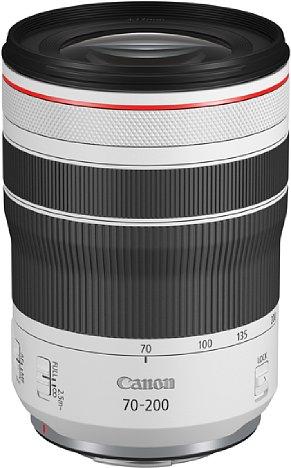 Bild Das Canon RF 70-200 mm F4L IS USM besitzt zwar nur ein Kunststoffgehäuse, das ist aber gut verarbeitet und verfügt über Dichtungen gegen Spritzwasser und Staub. [Foto: Canon]