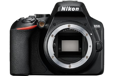 Nikon D3500. [Foto: Nikon]