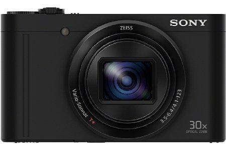 Bild Videos zeichnet die Sony Cyber-shot DSC-WX500 wie auch die HX90 und HX90V maximal in Full-HD-Auflösung mit 60p auf. In XAVC-S wird mit hoher 50-Mbit-Qualität gespeichert. [Foto: Sony]