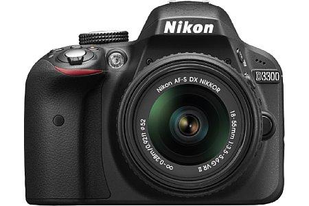 Nikon D3300 [Foto: Nikon]