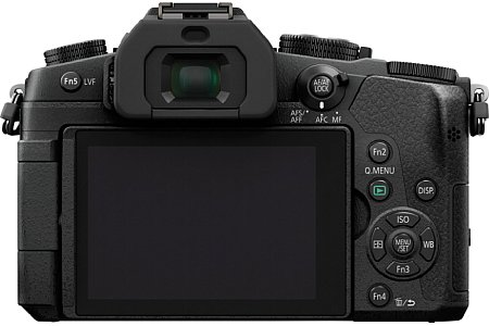 Panasonic Lumix DMC-G81. [Foto: Panasonic]