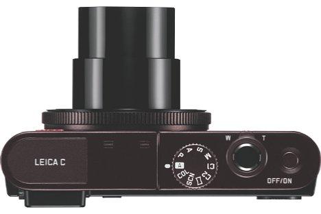 Bild Von der intelligenten Automatik bis hin zum manuellen Modus bietet Leica C (Typ 112) allen Fotografen die passende Funktionsfülle. [Foto: Leica]