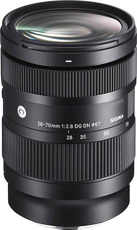 Bild Sigma 28-70 mm F2.8 DG DN Contemporary. [Foto: Sigma]