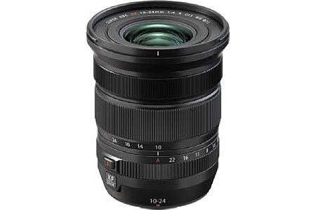 Fujifilm XF 10-24 mm F4 R OIS WR. [Foto: Fujifilm]
