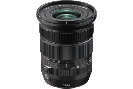 Bild Fujifilm XF 10-24 mm F4 R OIS WR. [Foto: Fujifilm]