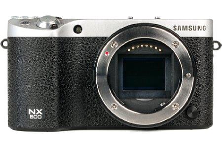 Samsung NX500. [Foto: MediaNord]
