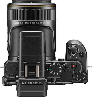 Nikon DL24-500 f/2.8-5.6. [Foto: Nikon]