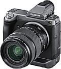 Mit der neuen GFX100 setzt Fujifilm nicht nur bei der Auflösung (102 Megapixel) neue Maßstäbe im spiegellosen Mittelformat, sondern beispielsweise auch beim Autofokus (Hybrid mit 3,76 Millionen Phasen-AF-Sensoren). [Foto: Fujifilm]