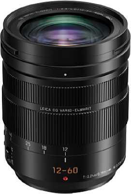 Panasonic Leica DG Vario-Elmarit 12-60 mm F2.8-4 ASPH. Power O.I.S. [Foto: Panasonic]
