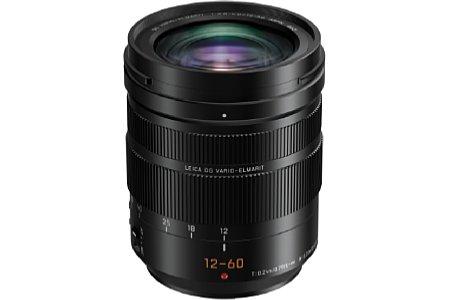 Bild Das robuste Panasonic Leica DG Vario-Elmarit 12-60 mm F2.8-4 ASPH. Power O.I.S. ist gegen Staub und Spritzwasser sowie gegen Frost bis -10 °C geschützt. [Foto: Panasonic]