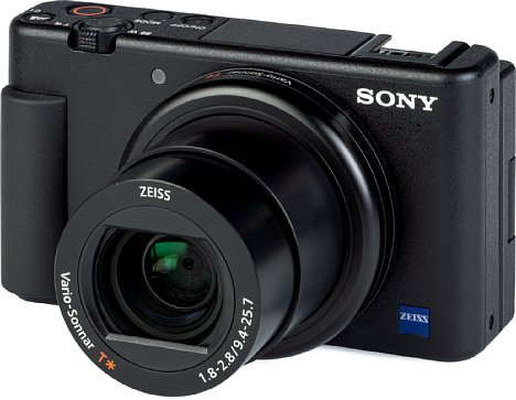 Bild Sony ZV-1. [Foto: MediaNord]