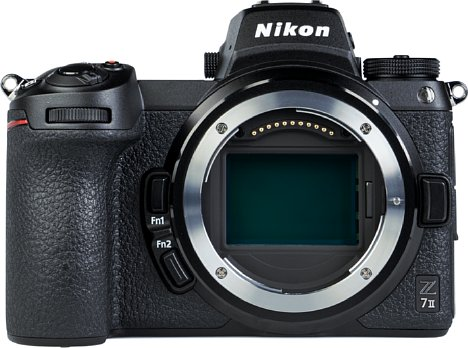 Bild Großer Vollformatsensor, noch größeres Bajonett: Das ermöglicht bei der Z 7II laut Nikon besonders lichtstarke Objektive und senkrechte Lichtstrahlen bis in die Bildecken. [Foto: MediaNord]