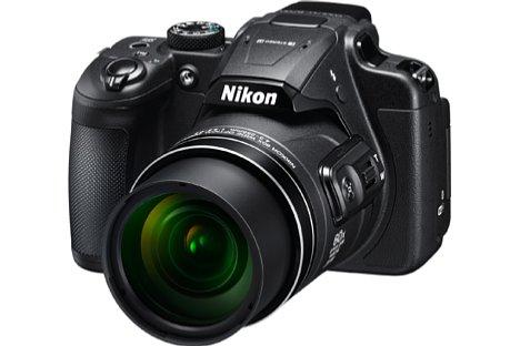 Bild Die Nikon Coolpix B700 löst nun 20 Megapixel auf und kann auch 4K-Videos aufzeichnen. [Foto: Nikon]