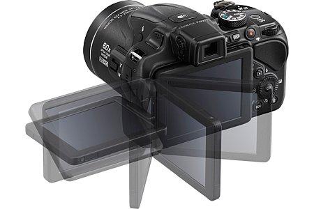 Nikon Coolpix P600 [Foto: Nikon]