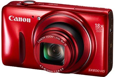 Canon PowerShot SX600 HS [Foto: Canon]