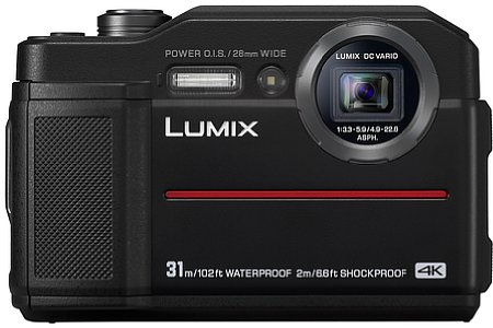 Panasonic Lumix DC-FT7. [Foto: Panasonic]