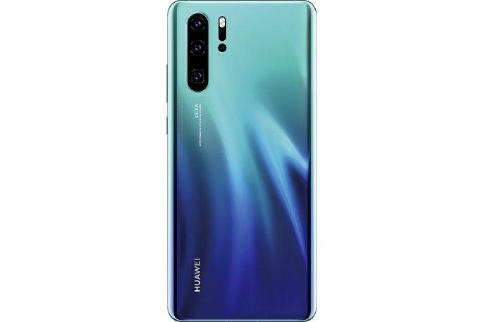 Bild Huawei P30 Pro - Aurora. [Foto: Huawei]