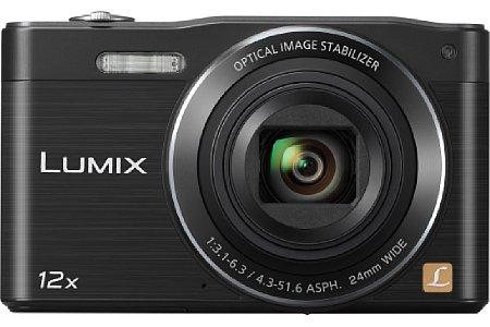 Panasonic Lumix DMC-SZ8 [Foto: Panasonic]
