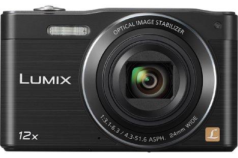 Bild Per eingebautem WLAN überträgt die Panasonic Lumix DMC-SZ8 nicht nur Bilder, sondern lässt sich per App auch umfangreich konfigurieren und fernsteuern. [Foto: Panasonic]