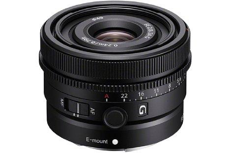 Bild Sony FE 24 mm F2.8 G (SEL24F28G). [Foto: Sony]