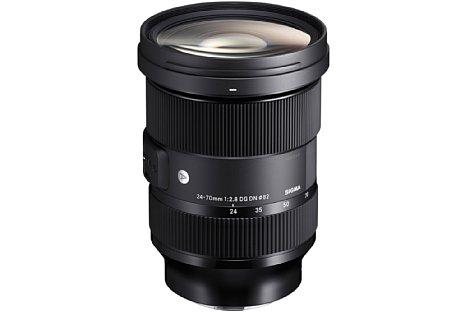 Bild Sigma 24-70 mm F2.8 DG DN Art. [Foto: Sigma]
