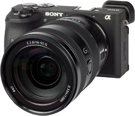 Bild Neben der Alpha 6500 ist die Sony Alpha 6600 die einzige spiegellose APS-C-Systemkamera von Sony, die über einen zur Bildstabilisierung beweglich gelagerten Bildsensor verfügt. [Foto: MediaNord]