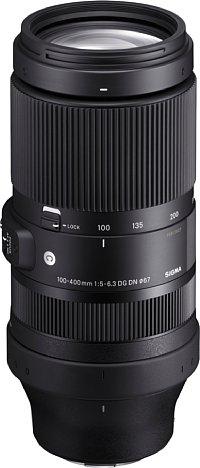 Bild Sigma 100-400 mm F5-6.3 DG DN OS Contemporary. [Foto: Sigma]