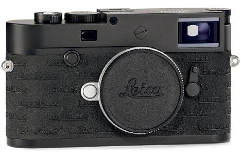 Bild Leica M10 schwarz Leitzpark-Edition. [Foto: Leica]
