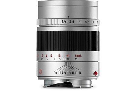 Leica Summarit-M 1:2.4/90 mm [Foto: Leica]