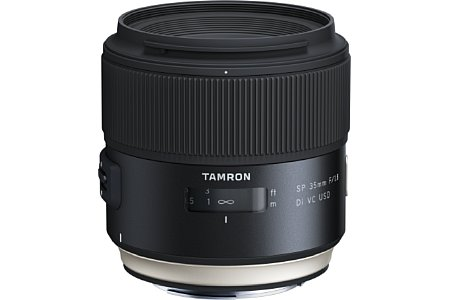 Tamron SP 35 mm F1.8 Di VC USD. [Foto: Tamron]