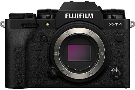 Fujifilm X-T4. [Foto: Fujifilm]
