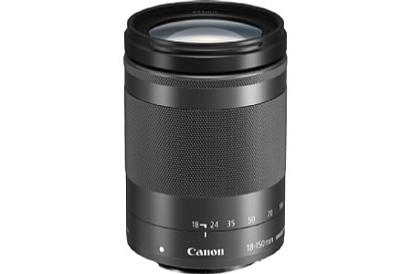 Canon EF-M 18-150 mm 3.5-6.3 IS STM. [Foto: Canon]