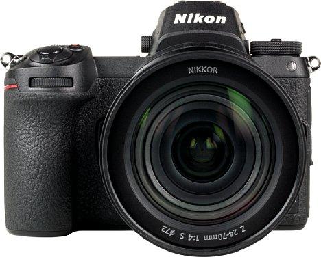 Bild Die Z 7 ist die erste erhältliche spiegellose Vollformat-Systemkamera von Nikon. Der Bildsensor löst hohe 46 Megapixel auf und beherrscht auch 4K-Videoaufnahmen. Zudem ist er zur Bildstabilisierung beweglich gelagert. [Foto: MediaNord]
