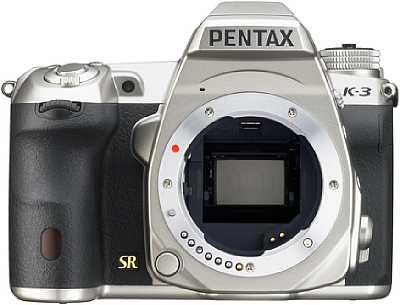 Pentax K-3 [Foto: Pentax]