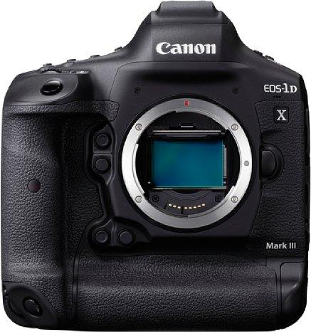 Bild Canon EOS-1D X Mark III. [Foto: Canon]